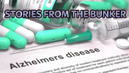 Did Pfizer Suppress Its Cure For Alzheimers?   Stories From The Bunker #32