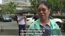 Beijing residents praise strong Xi-Kim ties