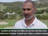 """Liverpool - Gullit : """"Van Dijk doit être meilleur avec la sélection"""""""