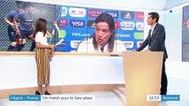 Coupe du monde : portrait d'Eugénie Le Sommer, l'attaquante des Bleues