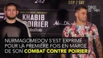 Khabib Nurmagomedov estime qu'il lui manque 2 combats pour devenir le meilleur du monde, il révèle lesquels