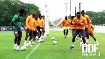 Football | CAN 2019 : DDF au cœur de la préparation des Éléphants