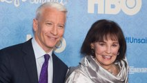 Anderson Cooper Announces The Death Of His Mother Gloria Vanderbilt
