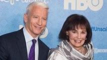 Anderson Cooper Announces The Death Of His Mother Gloria Vanderbilt