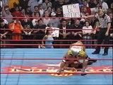 Goldberg vs Kevin Nash vs Scott Steiner vs Jeff Jarrett  WCW Championship Match