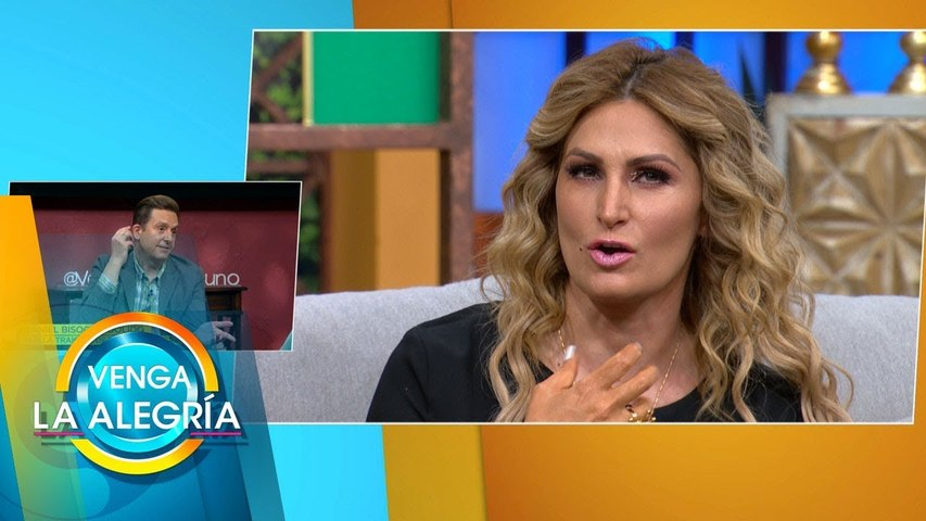 Daniel Bisogno sufrió una puñalada en la espalda por parte de Raquel Bigorra. | Venga La Alegría
