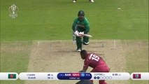 Cottrell dismisses Tamim with fantastic run out