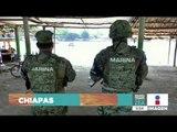 Migrantes salvadoreños son atacados a balazos en Veracruz | Noticias con Francisco Zea