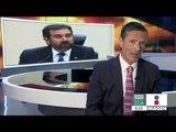 El consejero presidente del INE, Lorenzo Córdova, da la bienvenida a la Reforma Electoral