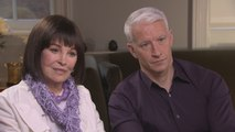 Anderson Cooper and Gloria Vanderbilt share their bond