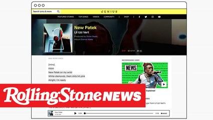 Genius Claims Google Stole Their Lyrics | RS News 6/17/19