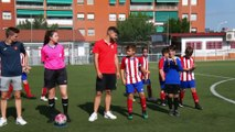 1r Torneo C.D.Can Parellada Benjamín  Can Parellada-Catalonia 2018-19