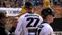 Team Report   Rockstar Energy Husqvarna Factory Racing   MXGP of Latvia 2019 #motocross