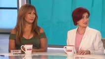 The Talk - Sharon Osbourne Slams O.J. Simpson's Twitter Rant; 'He's a psychopath' and 'narcissist'