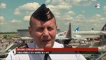 Aéronautique : l'armée française va s'équiper de drones de combat munis de bombes