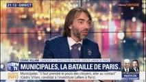 """Municipales à Paris: Cédric Villani demande """"une consultation"""" pour l'investiture LaREM"""
