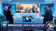 Immigration: faut-il des quotas ?