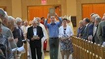 Évêque centenaire : la pratique de la religion catholique a beaucoup changé