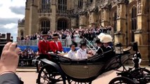 Right Now: Kate Middleton at Order Of The Garter Service