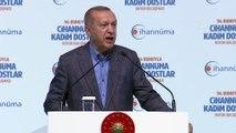 Erdoğan: 'Milletin inancıyla, İstanbul'un tarihiyle kavgalı azgın azınlığın bu şehrin dokusunu, kadim karakterini bozmasına izin veremeyiz'- İSTANBUL