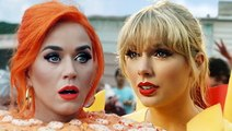 Taylor Swift Ends Katy Perry Feud & Teases Cruel Summer In 'You Need To Calm Down'