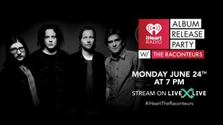 The Raconteurs l iHeartRadio Record Release Party
