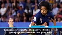 Fast Match Report - Nigeria 0-1 France