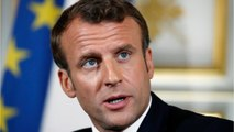 France's Macron Urges More Dialogue With Iran
