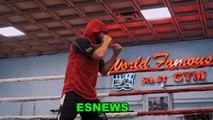 Paulie Malignaggi Gets Ready For His Bare Knucle Fight vs Artem Lobov