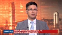 RHB Securities's Ho Sees China's Property Prices Continuing to Move Higher