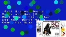 Full E-book  Darth Vader and Son (Star Wars Comics for Father and Son, Darth Vader Comic for Star