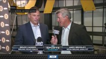 Bruce Cassidy Reflects On Stanley Cup Final Loss