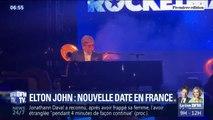 Elton John annonce une date parisienne supplémentaire en 2020 pour sa tournée d'adieu