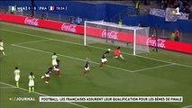 Mondial 2019 : les bleues décrochent une victoire laborieuse face au Nigéria