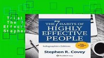 Trial New Releases  The 7 Habits of Highly Effective People by Stephen R. Covey
