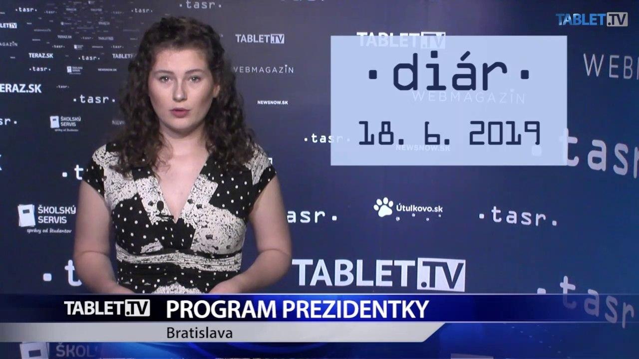DIÁR: Prezidentka Z. Čaputová prijme predsedu parlamentu a premiéra