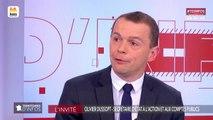 Invité : Olivier Dussopt - Territoires d'infos (18/06/2019)