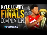 Kyle Lowry Full 2019 NBA Finals Highlights vs Warriors - 16.2 PPG, 7.2 APG-