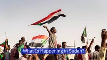 A Lot Is Happening In Sudan Conflict