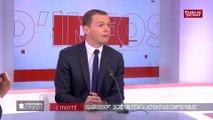 « Je regrette que le PS soit devenu une machine à exclure » déclare Olivier Dussopt