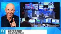 "Les métaphores maritimes du grand philosophe Nicolas Sarkozy : ""Iceberg fondu, iceberg foutu !""(Canteloup)"