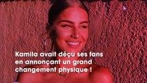 """Kamila : moquée par un ex candidat de télé réalité car son """"grand changement"""" était """"juste une perruque"""""""