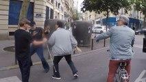 Un automobiliste agresse un piéton aveugle après lui avoir grillé la priorité