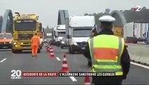 Allemagne: Découvrez les méthodes utilisées par les autorités pour lutter contre les automobilistes qui prennent des photos des accidents de la route - VIDEO