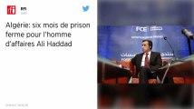 Algérie. Six mois ferme pour l'ex-patron des patrons Ali Haddad, lié à Bouteflika