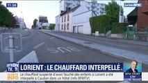 Enfants renversés à Lorient: le chauffard a été interpellé