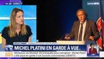 Attribution du Mondial 2022 au Qatar: Michel Platini placé en garde à vue