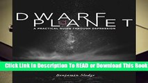 About For Books  Dwarf Planet: A Practical Guide Through Depression  Review