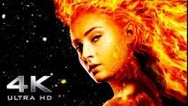 DARK PHOENIX Teaser Trailer 4K -2018- - James McAvoy, Sophie Turner, Jessica Chastain