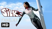 Marvel's SILK Teaser Trailer HD Concept - Arden Cho, Tom Holland, Zendaya